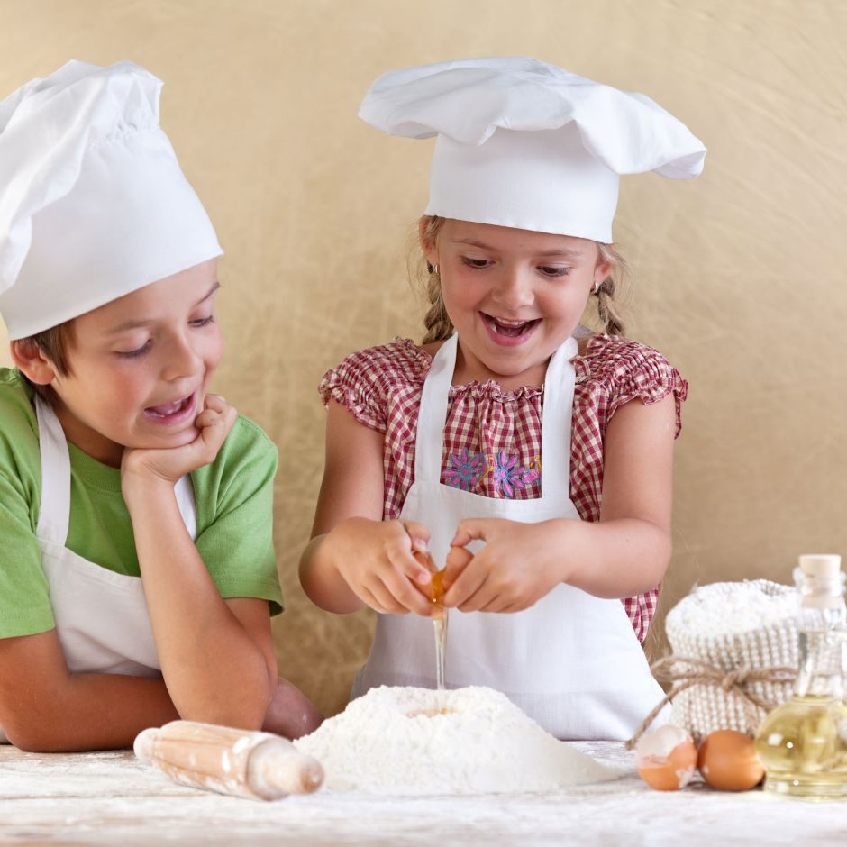 Culinary workshops for children