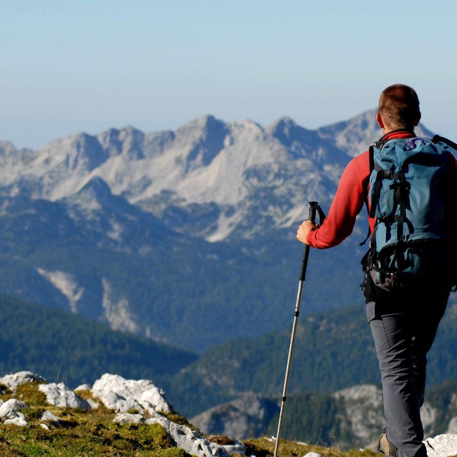 Slovenian Alps - Gorenjska